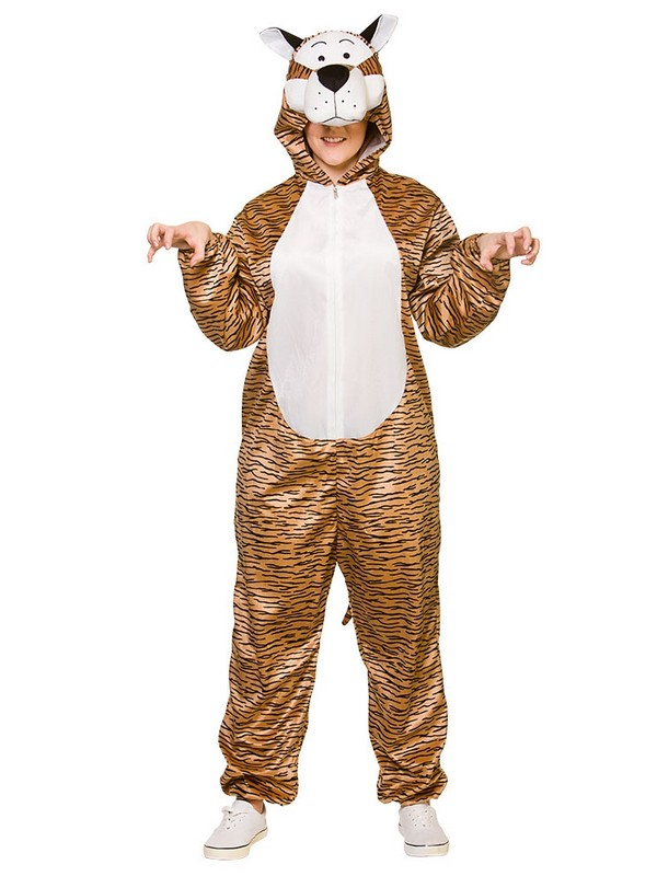 Deluxe Tiger Costume