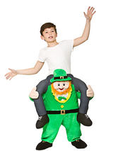 Child Carry Me® Leprechaun Costume