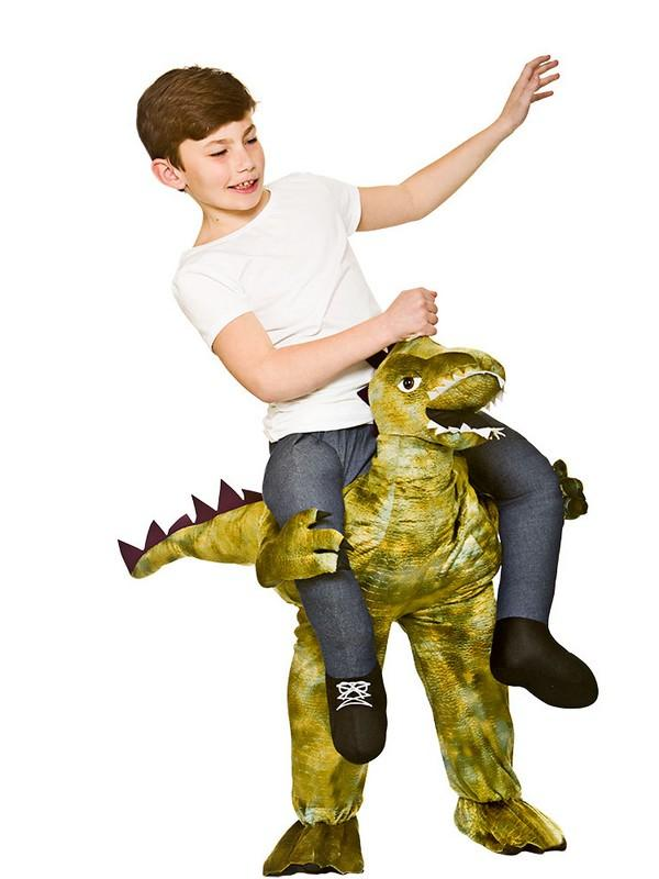 Child Carry Me® Dinosaur Costume