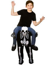 Child Carry Me® Skeleton Costume