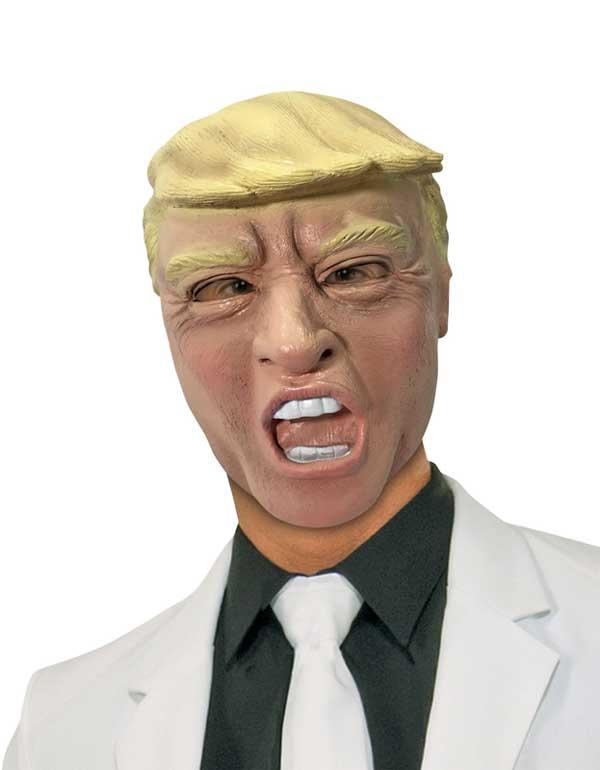 Adult Donald Trump Latex Mask