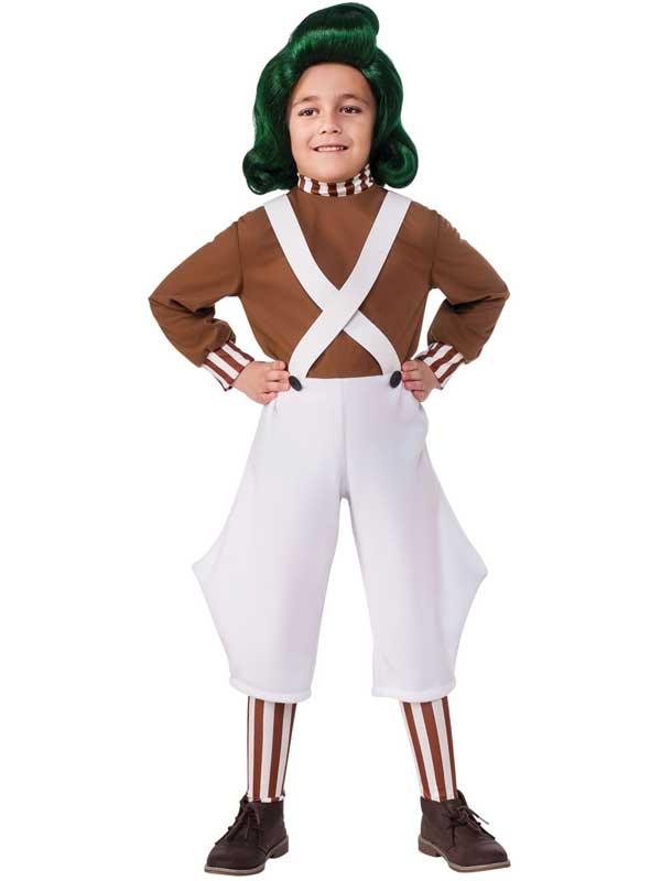 Child Oompa Loompa Costume