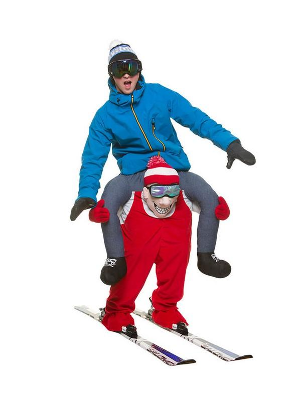 Carry Me® Skier Costume