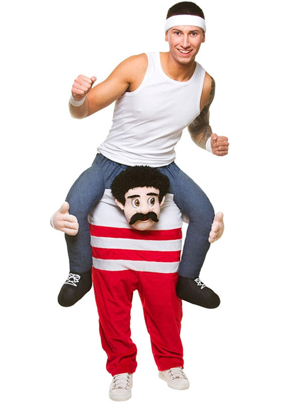 Carry Me® Funny Athlete Costume