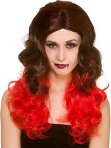 Adult Ladies Glam Vamp Wig