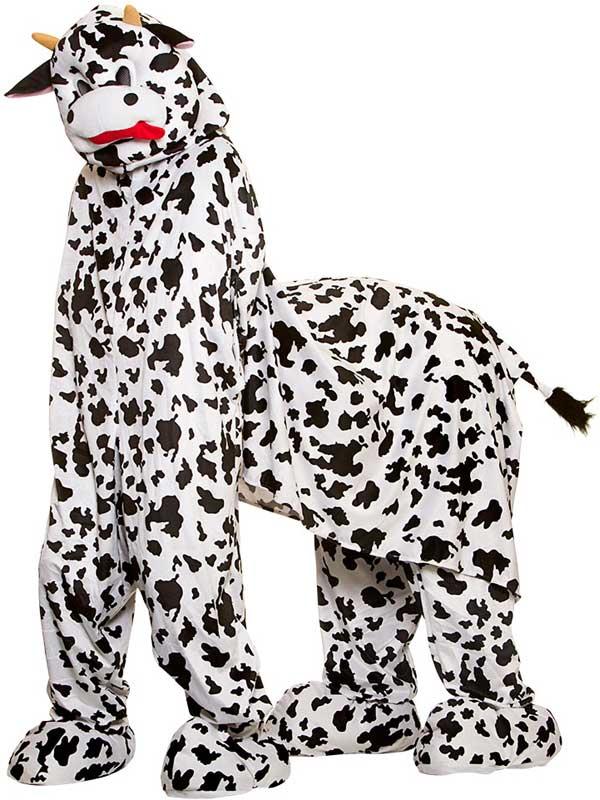 Panto Cow Person Costume