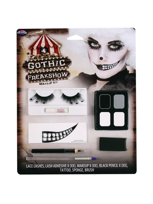 Gothic Freakshow Makeup Kit