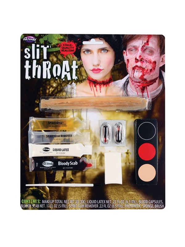 Slit Throat Makeup Kit