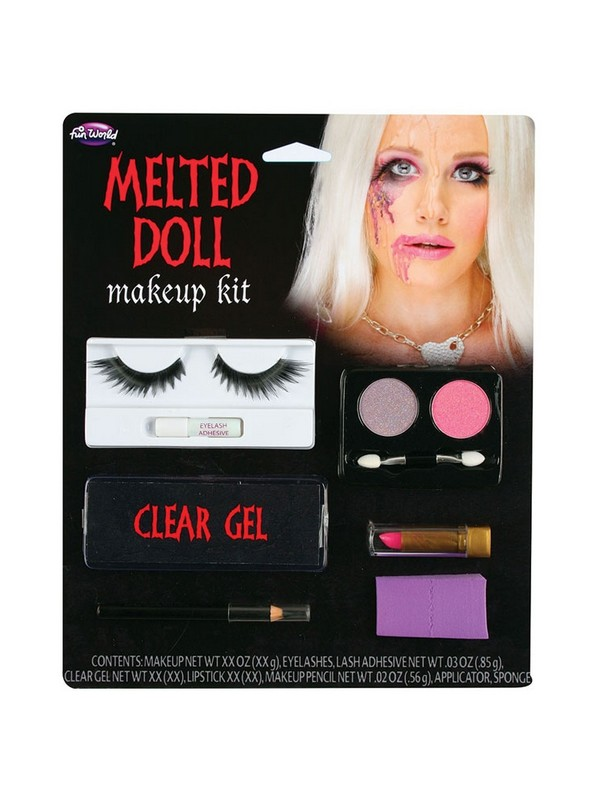 Dollface Melted Doll Makeup Kit