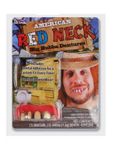 Big Bubby Dentures Red Neck