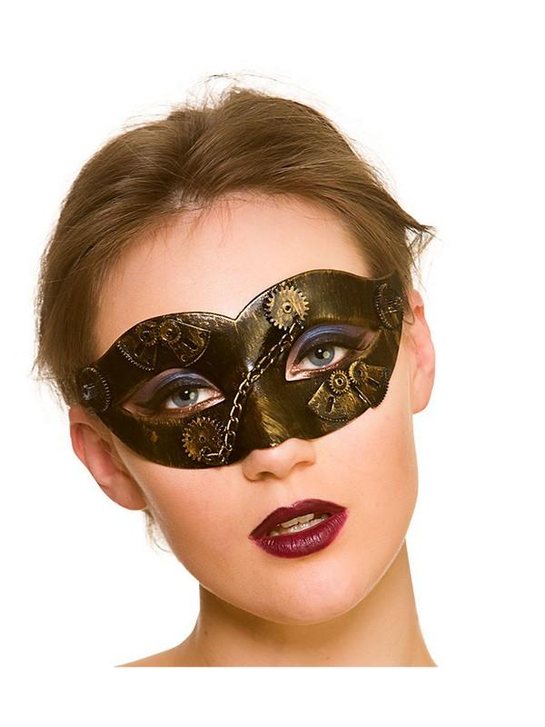 Adult Ladies Steampunk Eyemask