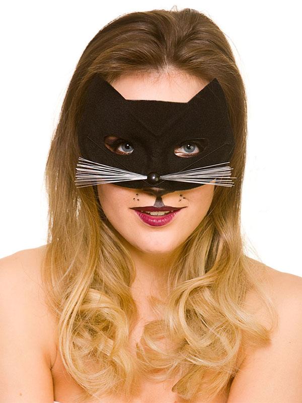 Adult Ladies Cat Eyemask