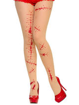 Tights With Scars & Blood