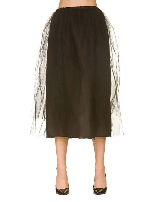 Zombie Skirt Black