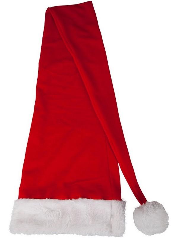 Adult Extra Long Santa Hat
