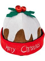 Adult Christmas Pudding Hat