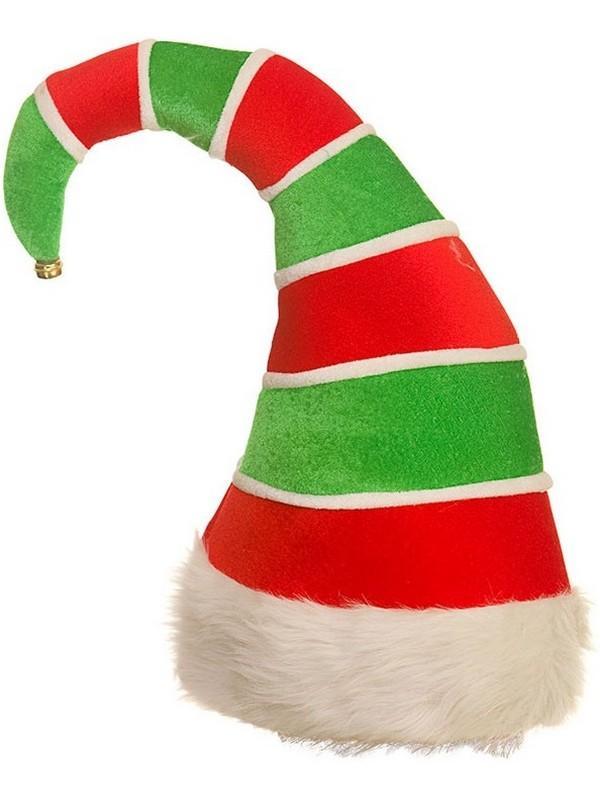 Adult Deluxe Funny Elf Hat