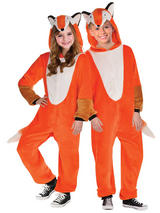Child Zipster Foxy Costume