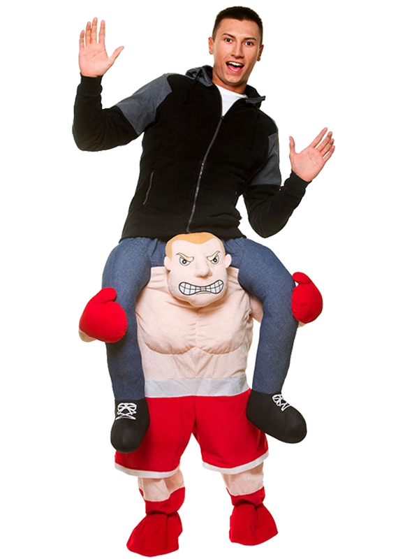 Carry Me® Boxer Costume