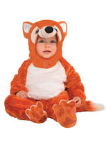Child Furry Fox Costume