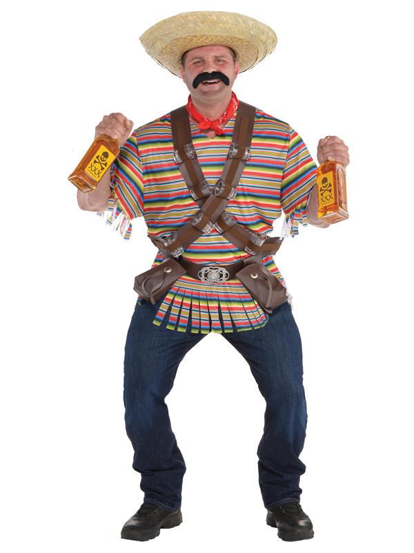 Tequilla Bandito Costume Thumbnail 2