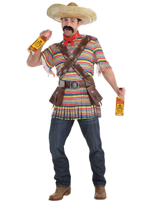 Tequilla Bandito Costume Thumbnail 1