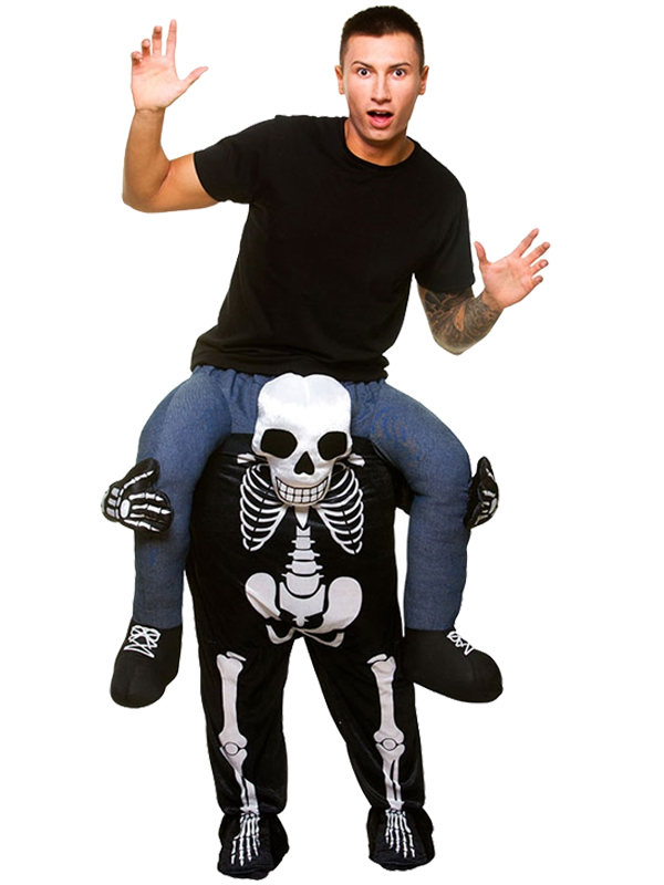 Carry Me® Skeleton Costume
