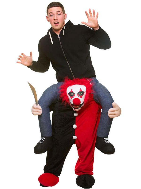 Carry Me® Killer Clown Costume