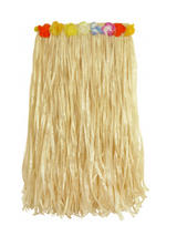 Skirt Hula Straw L