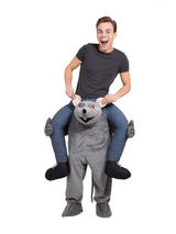 Rat Piggyback Fancy Dress Costume