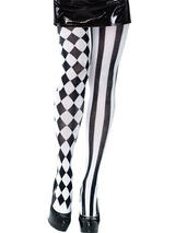 Harlequin Tights