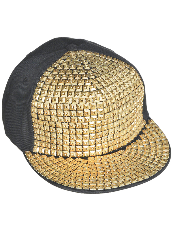 Adult Mens Bling Hat