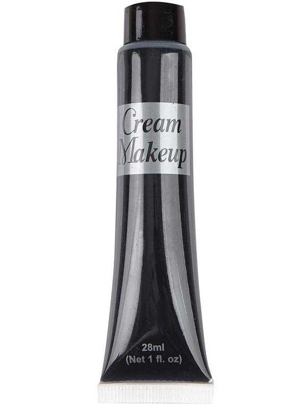 28ml Black Cream Make Up Tube Thumbnail 2