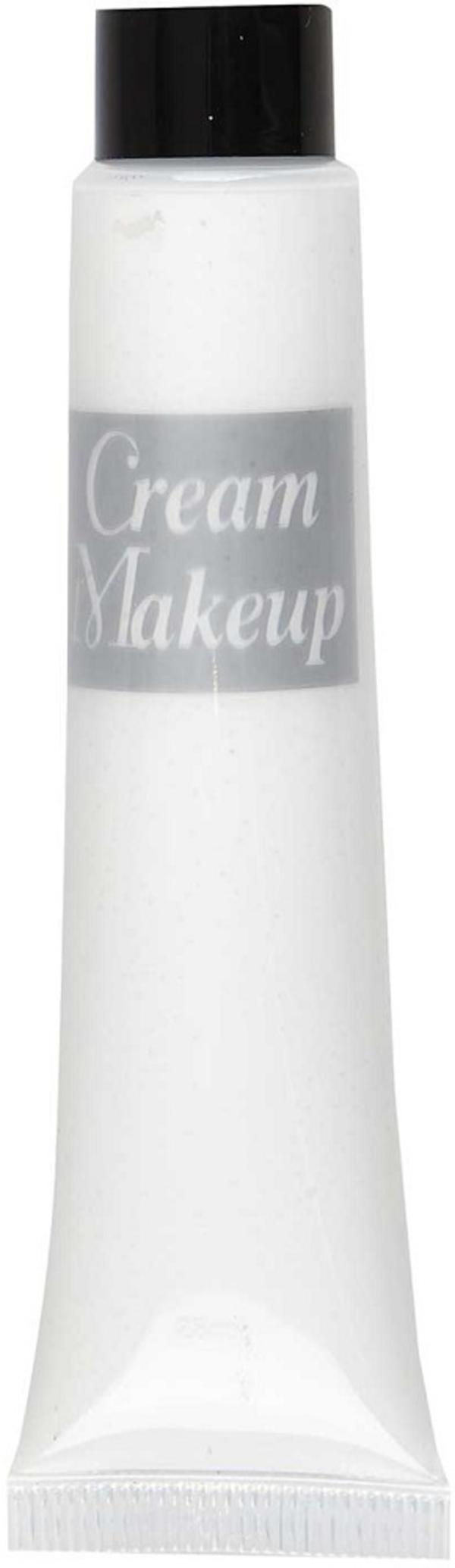 28ml White Cream Make Up Tube Thumbnail 2