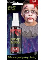 59ml Pump Action Spray Blood