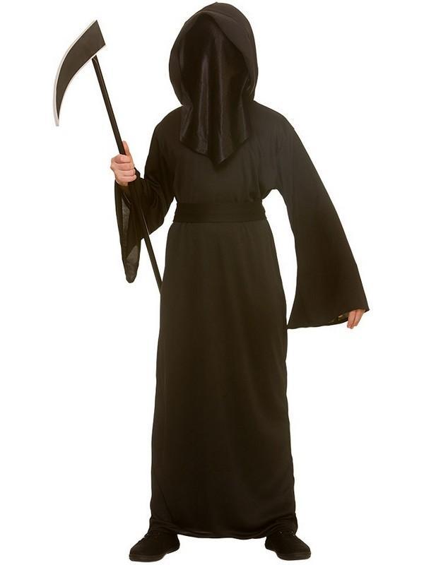 Child Boys Faceless Reaper Costume