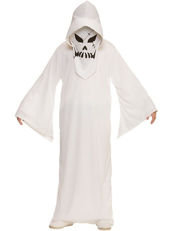Child Boys Ghastly Ghost Costume