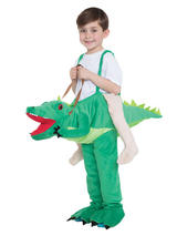 Child Step In Crocodile Fancy Dress Costume