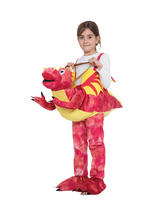 Child Step In Dragon Fancy Dress Costume