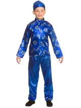 Child Chinese Boy Costume