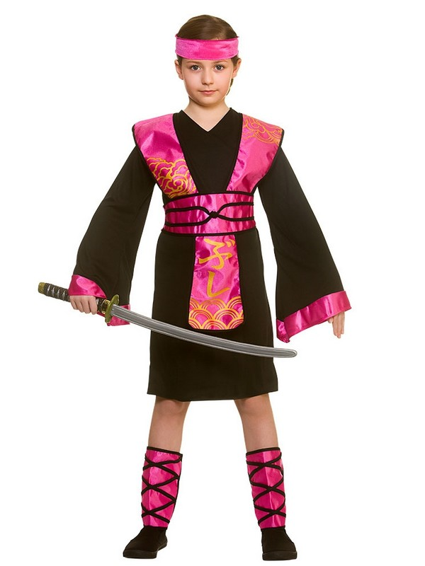 Child Ninja Assasin Costume