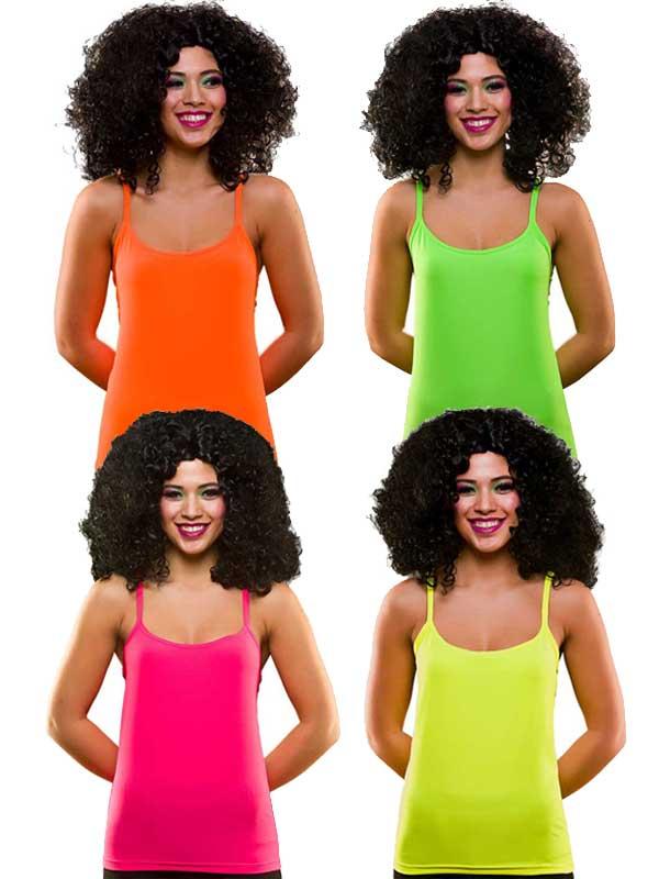 Neon Vest Top