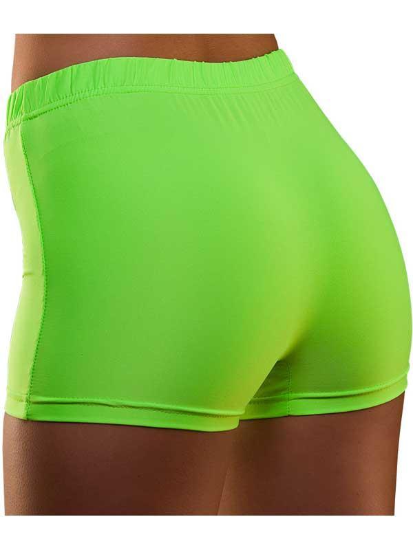 Neon Hot Pants Thumbnail 3
