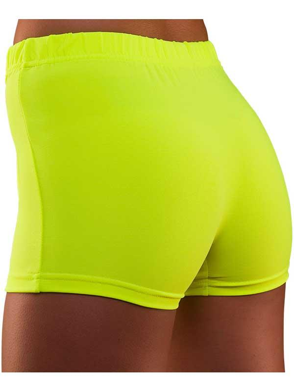 Neon Hot Pants Thumbnail 6