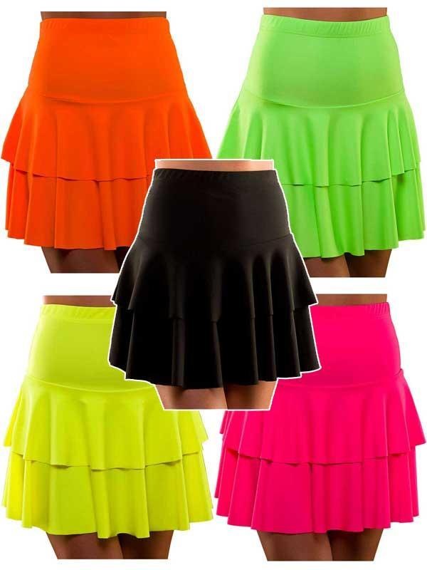 Neon Ra Ra Skirt Thumbnail 1
