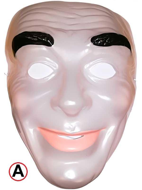 Adult Transparent Mask Thumbnail 2