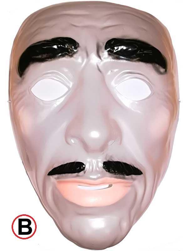 Adult Transparent Mask Thumbnail 3