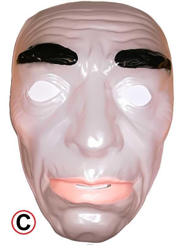 Adult Transparent Mask Thumbnail 4