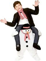 Child Carry Me® Snowman Costume