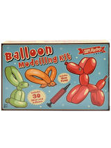 Balloon Modelling Kit with Pump